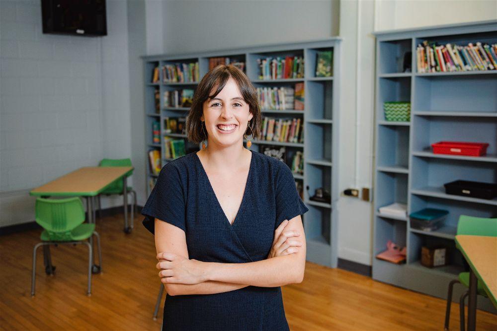 Rachel Hall Trinity School